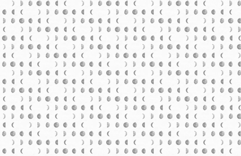 2-illustrated-moon-phases-repeat-pattern-wallpaper-Plain