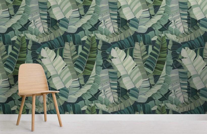 3d-mixed-tropical-camo-leaf-design-room-wall-murals