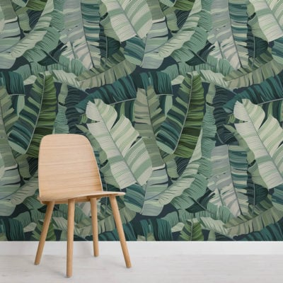 3d-mixed-tropical-camo-leaf-design-square-wall-murals