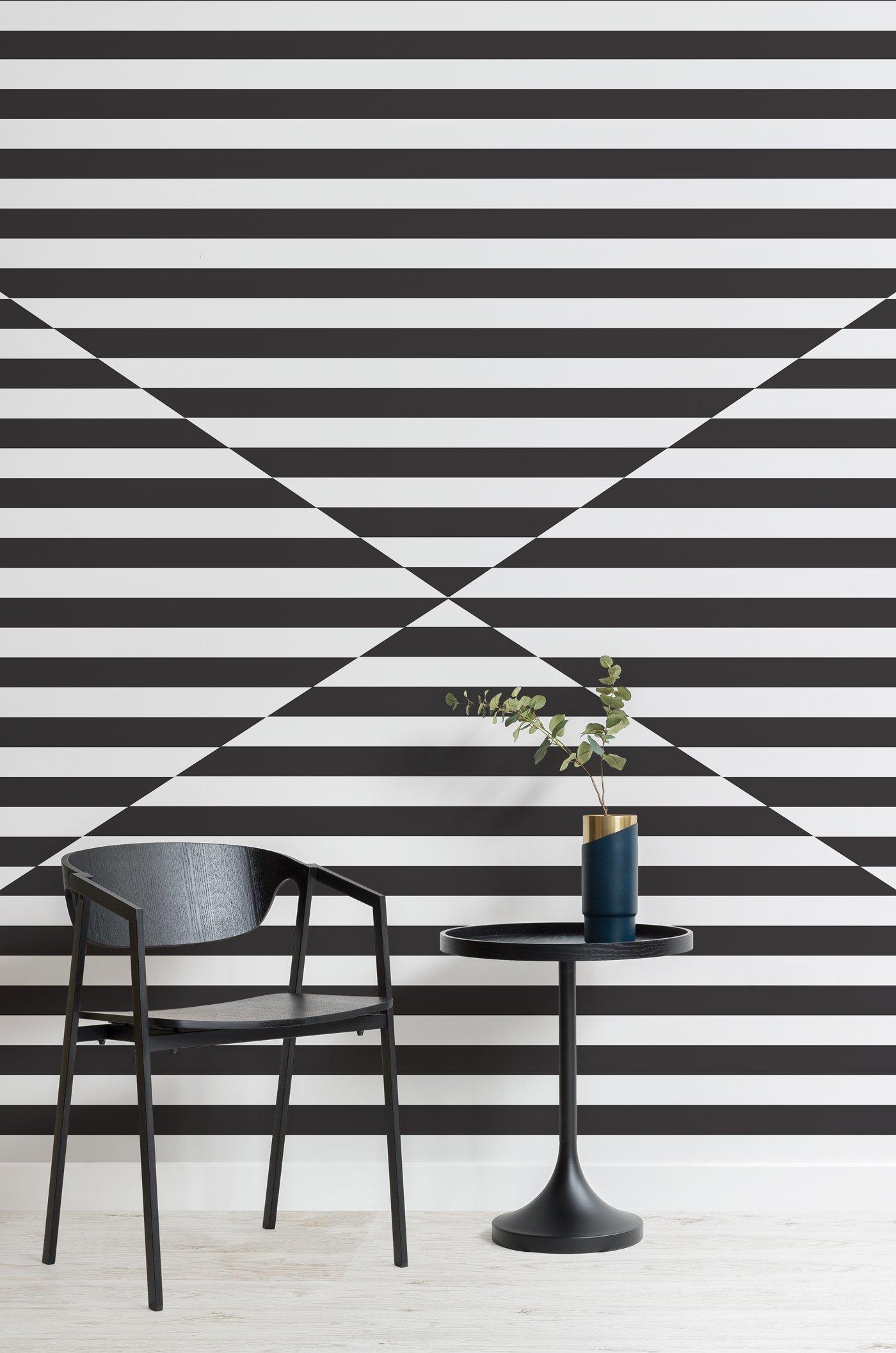 Argus-Geometric-Triangle-Mural