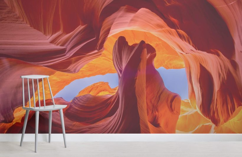 Canyon Wallpaper Mural