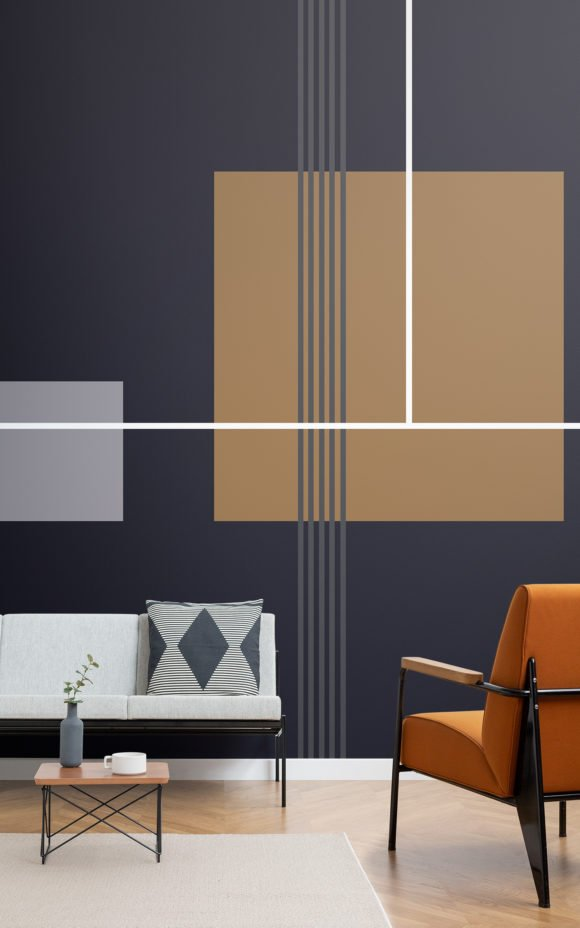 mid-century-modern-geometric-wallpaper