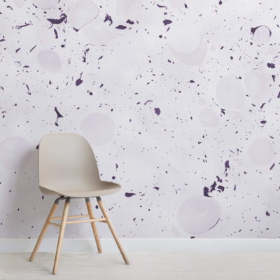 Drizzle-Ultraviolet-Marbled-Paper