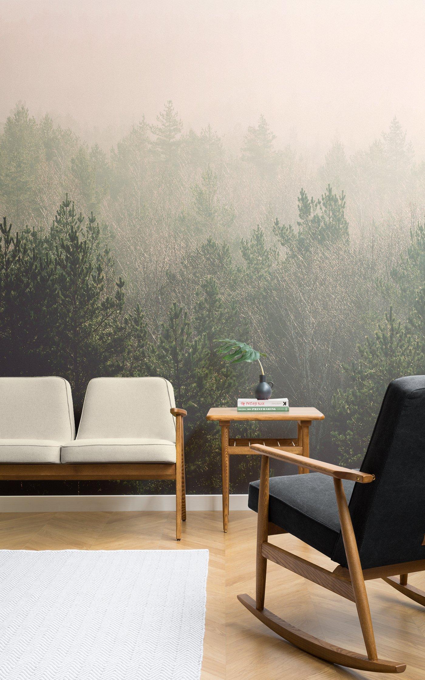 Modern Living Room, Modern Living Room Wallpaper