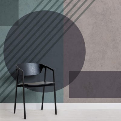 Mireille-geometric-mural-wallpaper