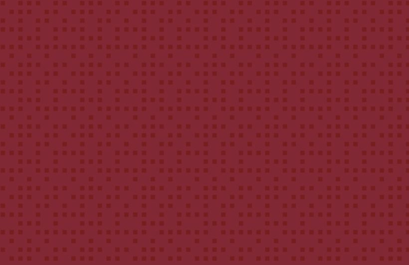 Small Red Squares Pixel Style Wallpaper Mural