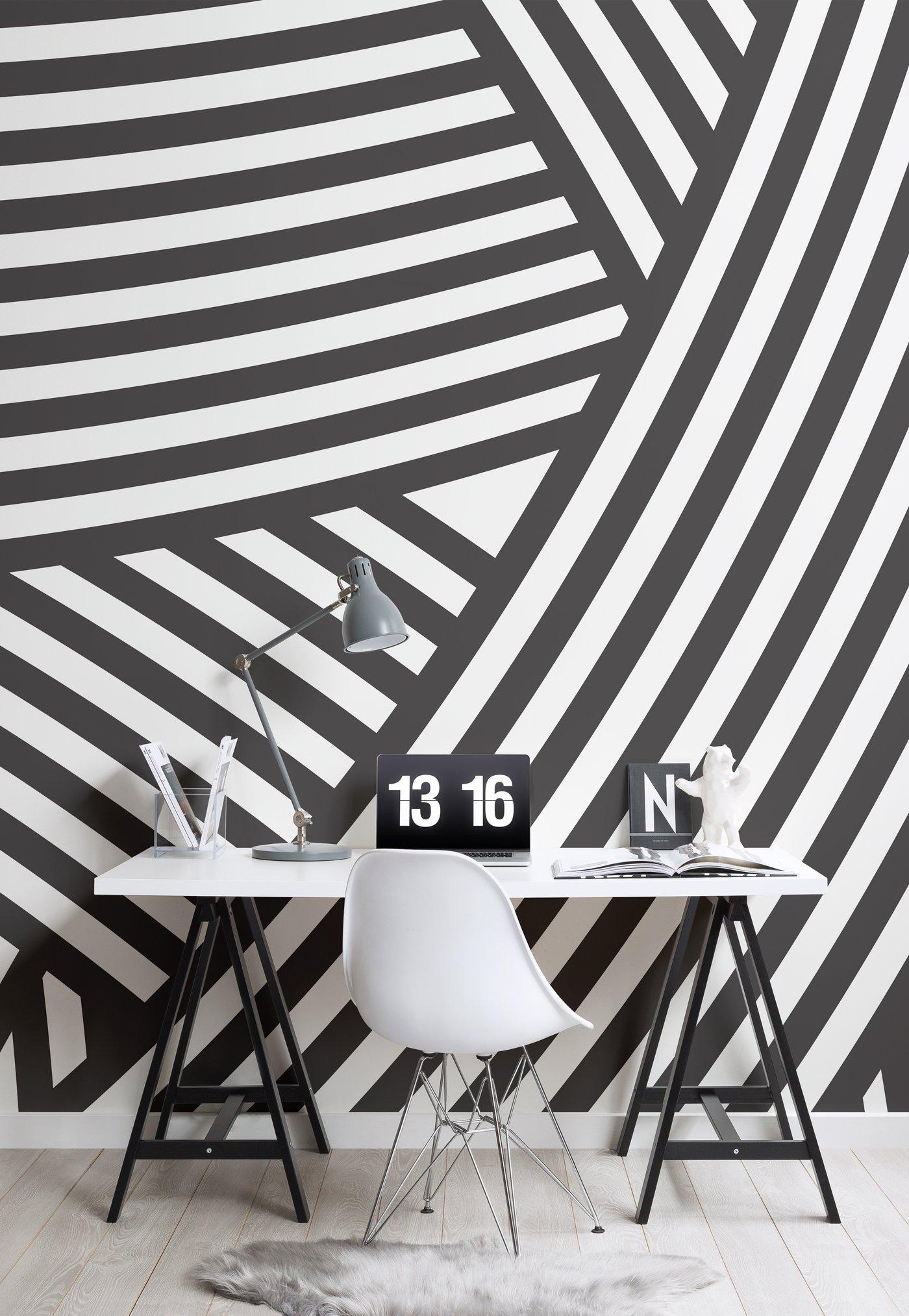 Walmer-Layered-Black-and-White-Mural