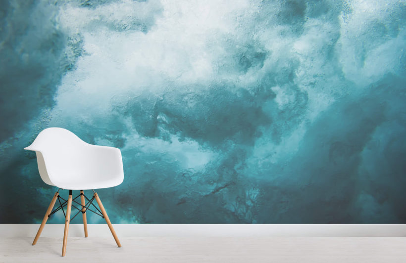 andaman-photographic waves-room-wall mural-kj