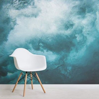 andaman-photographic waves-square-wall mural-kj
