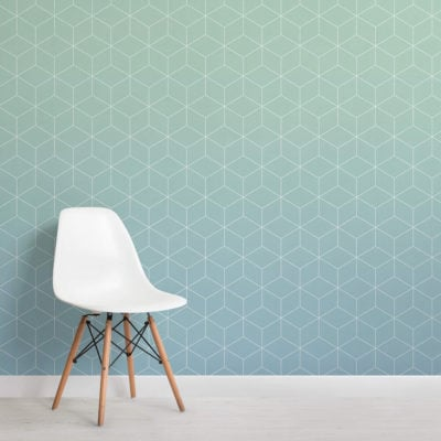 aquamarine-patterned-ombre-wall-mural-square