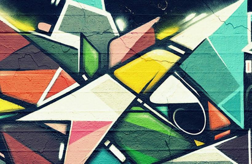 arrow-graffiti-plain-wall-murals
