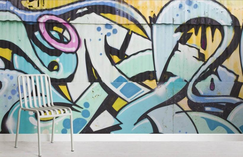 art-metal-graffiti-room-wall-murals