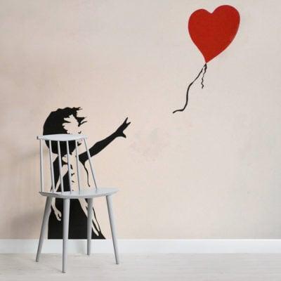 banksy-balloon-girl-graffiti-square-wall-murals