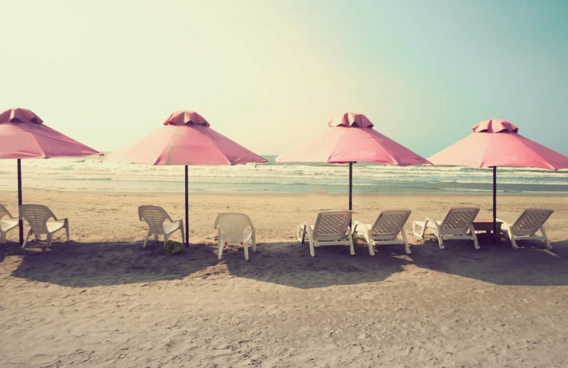 beach-umbrella-plain-wall-murals