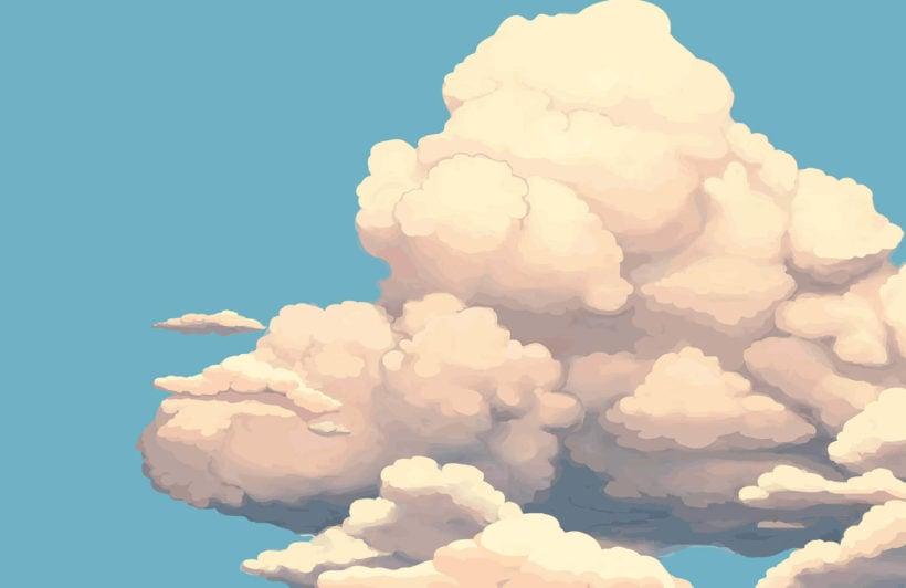 big-clouds-childrens-plain-wall-murals