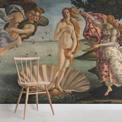birth-of-venus-botticelli-art-square-wall-mural