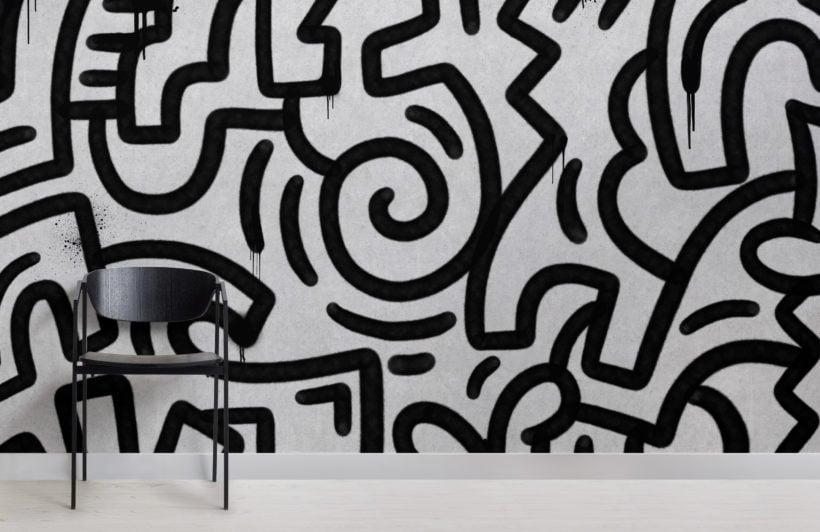 Abstrait béton aspect papier peint Nappes Papier peint XXL Graffiti f-a-0517-x-a/_ft/_tt