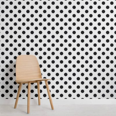 black-polka-dots-design-square-1-wall-murals