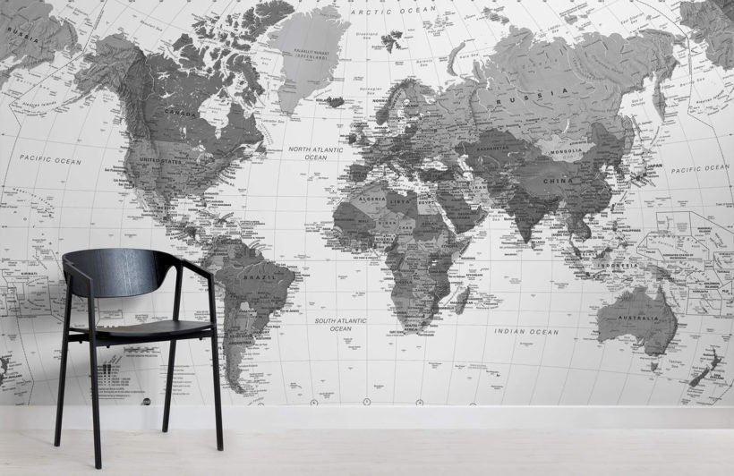 black-white-detailed-maps-room-wall-murals
