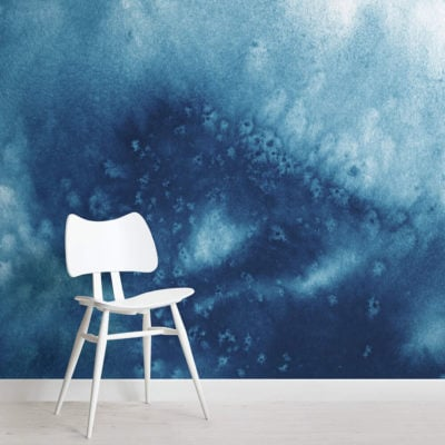blue-abstract-watercolour-design-square-wall-murals