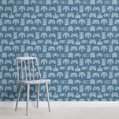 blue-games-retro-square-wall-murals