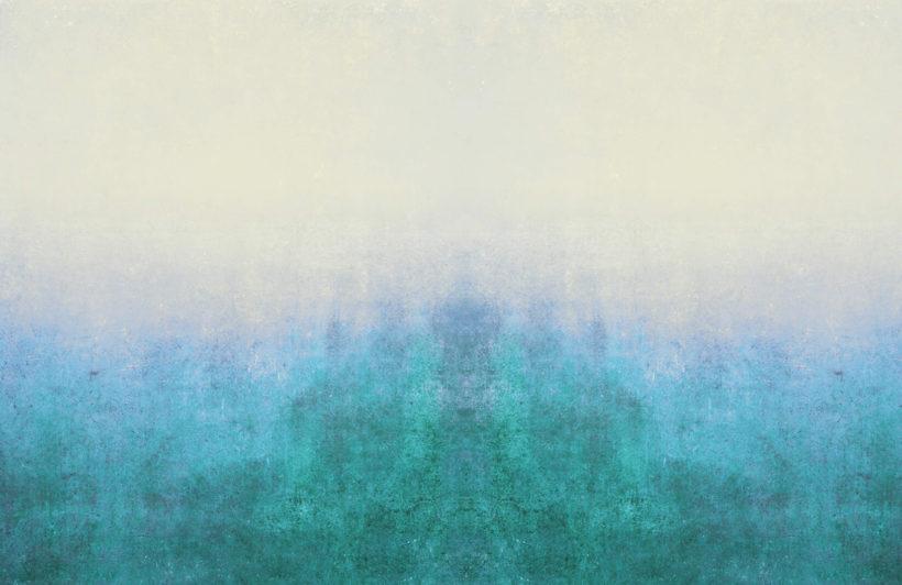blue-grunge-ombre-design-plain-wall-murals
