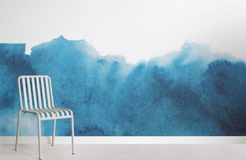 blue-grunge-watercolour-design-room-wall-murals