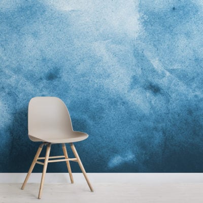 blue-grunge-watercolour-paint-design-square-2-wall-murals