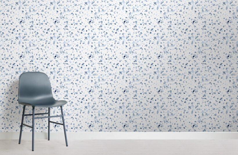 blue-marbled-terrazzo-repeat-pattern-wallpaper