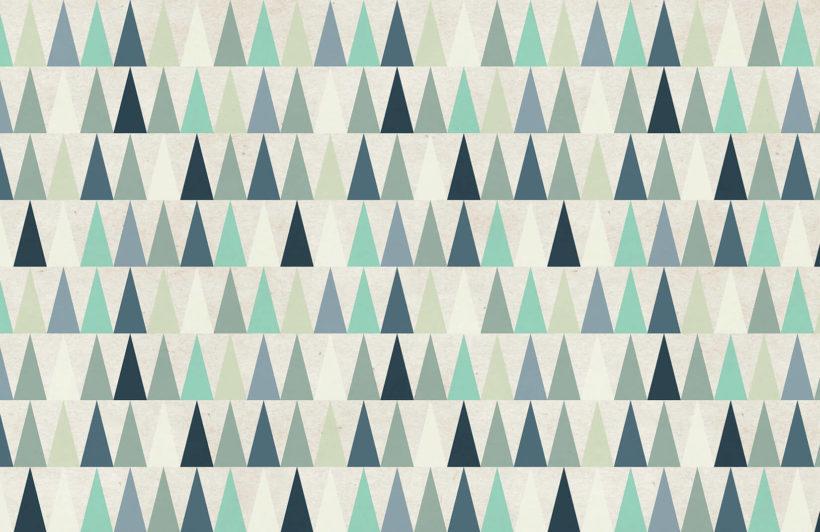 blue-triangles-design-plain-wall-murals
