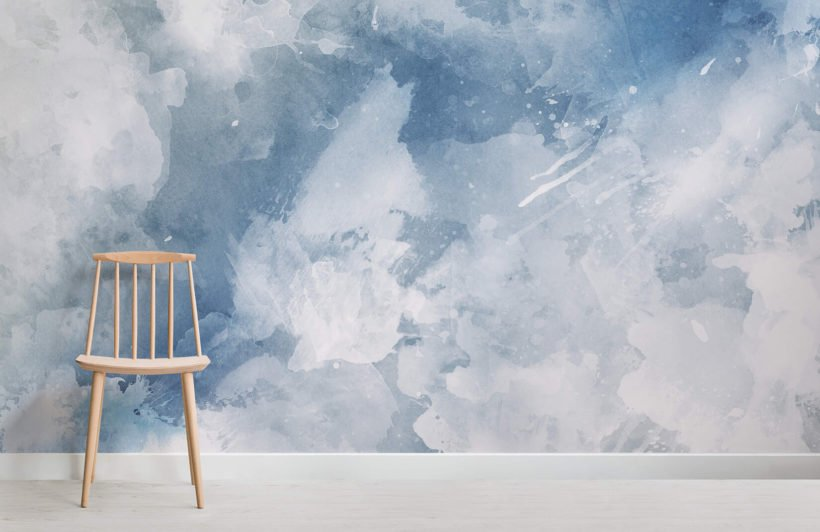 blue-white-grunge-watercolour-textures-room-wall-murals