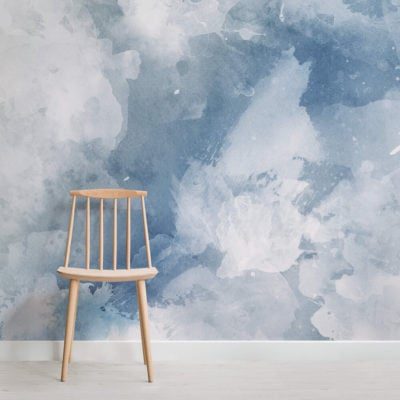 blue-white-grunge-watercolour-textures-square-2-wall-murals