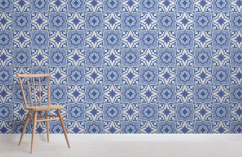 blue-white-portuguese-tile-textures-room-wall-murals