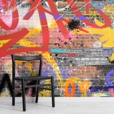 bright-colourful-graffiti-brick-wall-wallpaper-mural