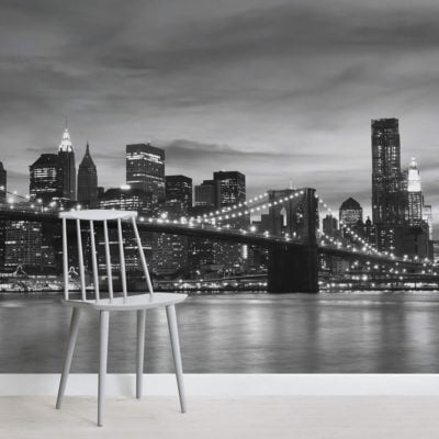 brooklyn-black-and-white-city-square-wall-murals