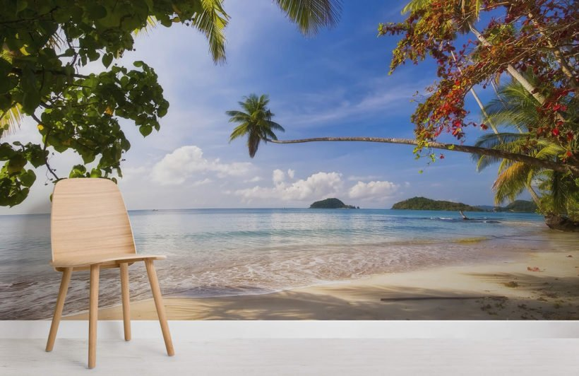 caribbean-beach-room-wall-murals