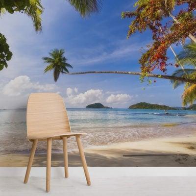caribbean-beach-square-wall-murals