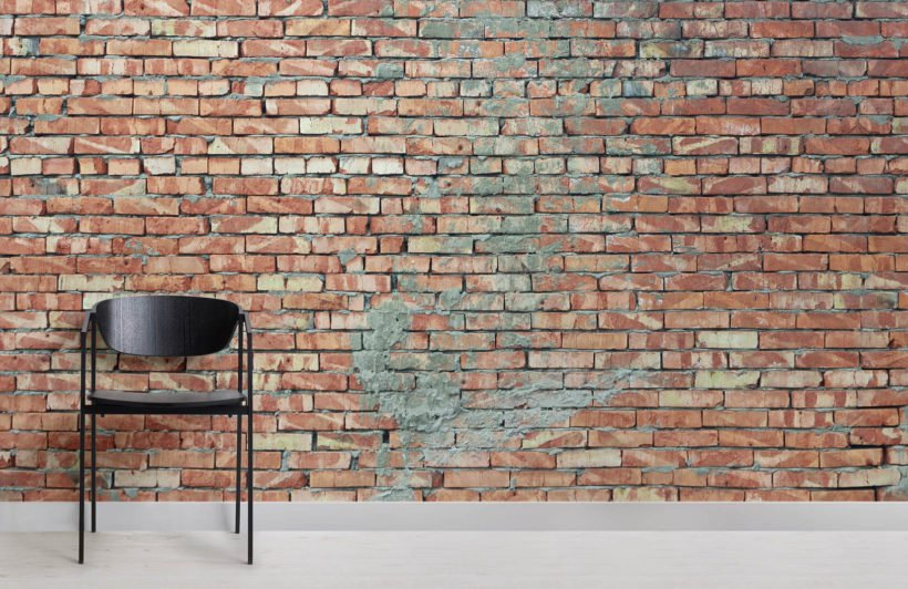 cement-plastered-red-brick-textures-room-wall-murals