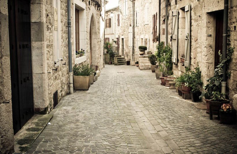 cobbled-streets-landscapes-plain-wall-murals