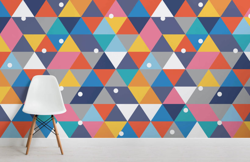 colourful-geometry-design-room-wall-murals
