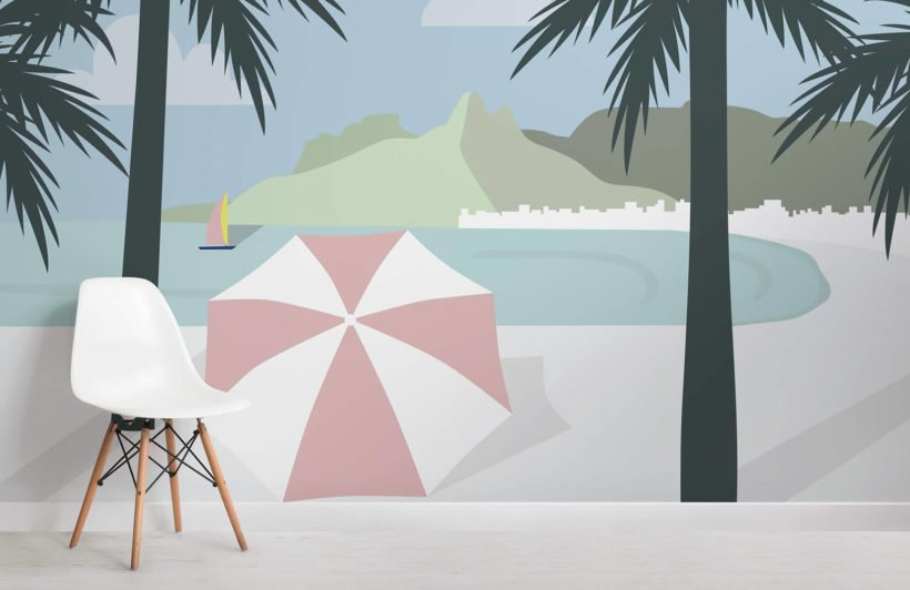 Copacabana Retro Beach Room