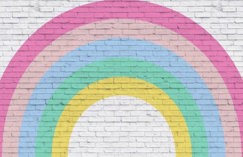 cute-rainbow-brick-colourful-nursery-wallpaper-mural