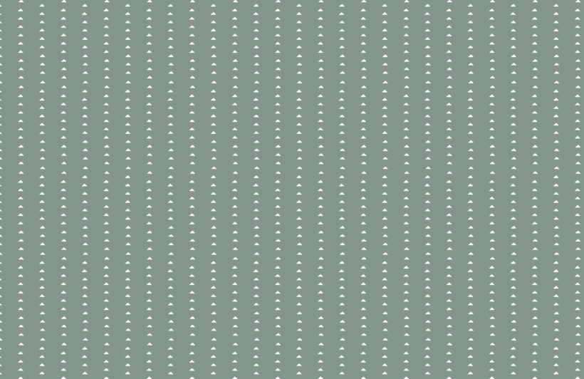 dark green minimal triangle repeat pattern wallpaper