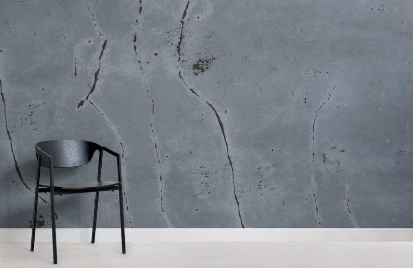 dark-industrial-blue-cracked-concrete-wallpaper-mural