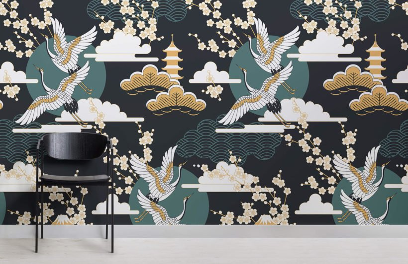 dark-sky-oriental-collection-room-wall-mural