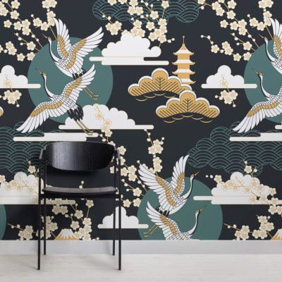 dark-sky-oriental-collection-square-wall-mural