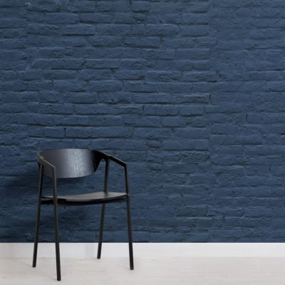 deep-blue-brick-wall-mural-textures-square-wall-mural