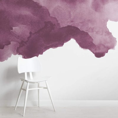 dusky-purple-watercolour-watercolour-square-kj-wall-mural