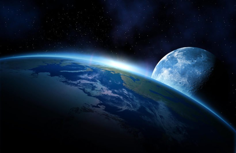 earth-moon-and-space-space-plain-wall-murals