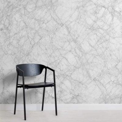 Classic White Marble Thumbnail Wall Mural